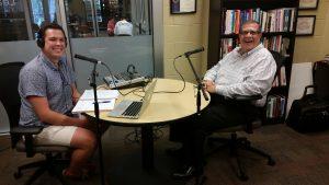 Daniel Funke interviews Grady dean, Charles Davis, for The Lead podcast.