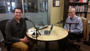 The Lead host Daniel Funke interviews Industry Fellow Richard T. Griffiths for Season 2 of the podcast.